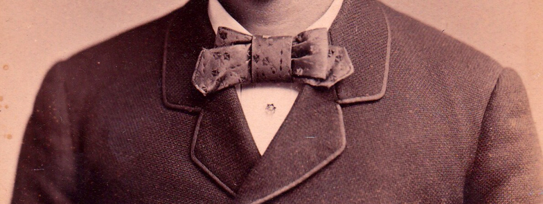 Parlorcraft: Cravats, Jabots, and Ties - Victorian Neckwear @ Jefferson Market Library | New York | New York | United States