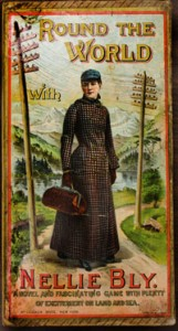 Nelly Bly Board Game